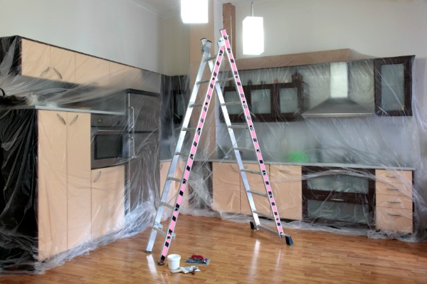 Updating the kitchen