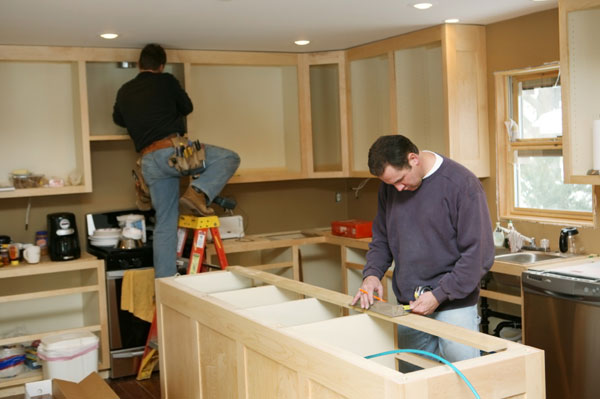 do it yourself kitchen counter remodel