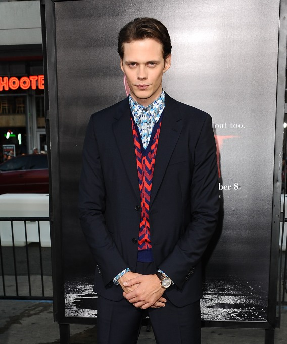 Movie Stars Who Aren't Above Doing TV: Bill Skarsgård