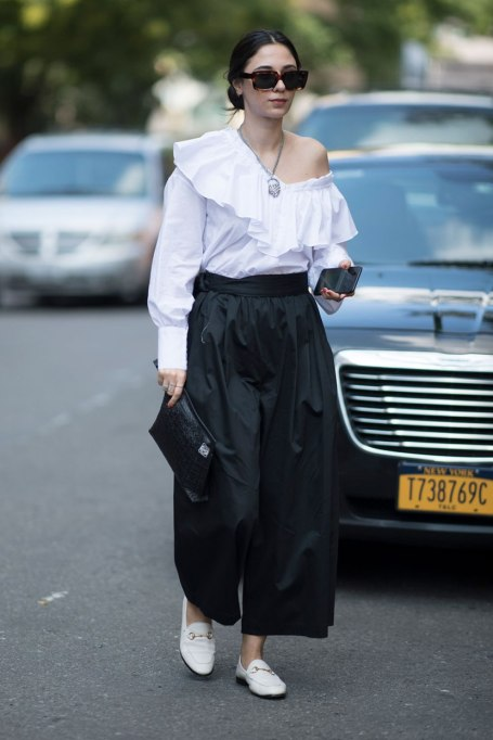 Modern Ways to Wear Loafers | The Parisian Style Loafer