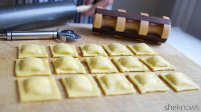How to conquer homemade ravioli —