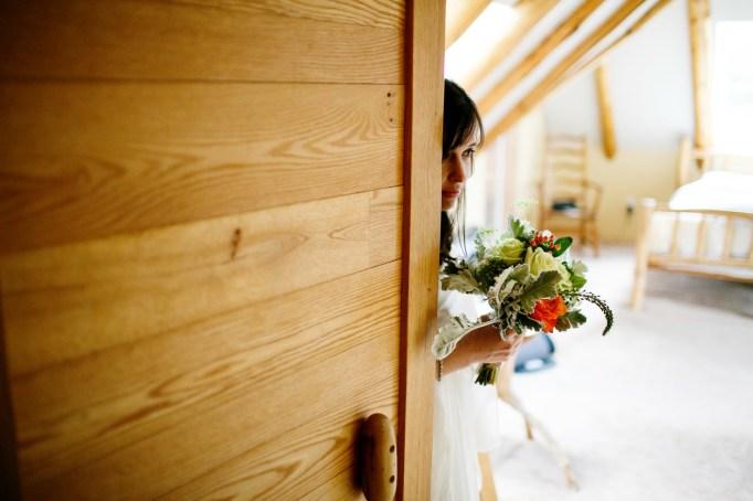 Bride wedding photo idea