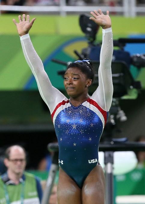 Simone Biles Olympics 2016