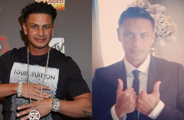 DJ Pauly D shows off new,