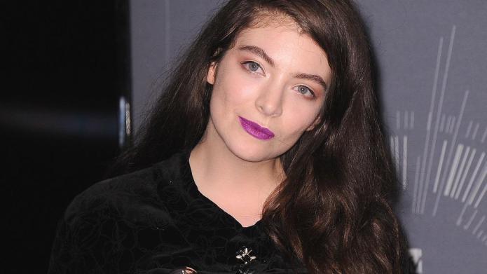 Lorde's Mockingjay track is fiery, bright