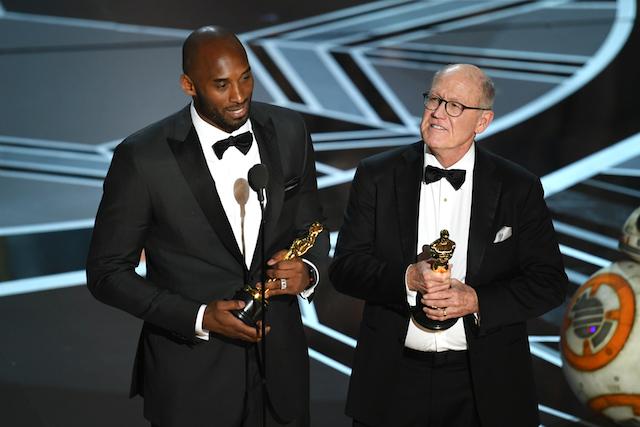Powerful Oscar speeches 2018: Kobe Bryant & Glen Keane