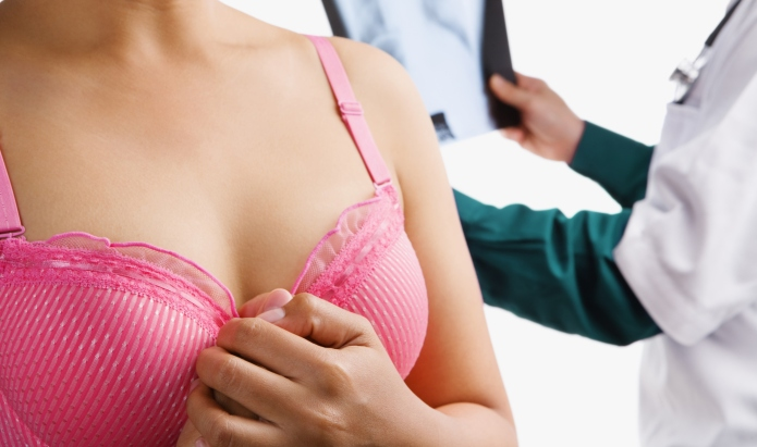 Fibrocystic breast condition can easily be
