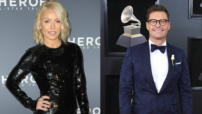 Kelly Ripa Gives Her Full Support