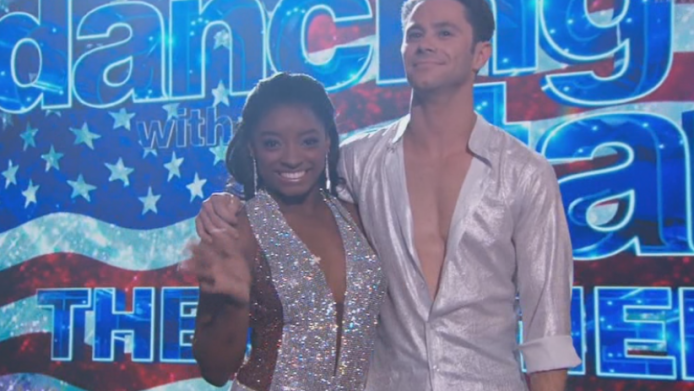 Simone Biles Is Totally Going to