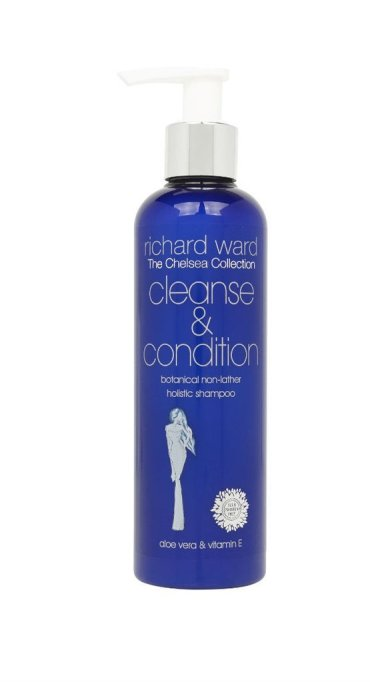 Richard Ward The Chelsea Collection Cleanse & Condition