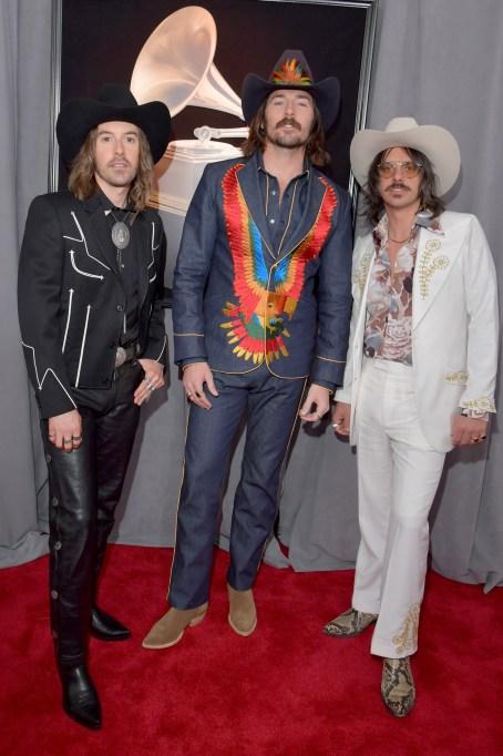 Grammys 2018 Best Dressed: Midland