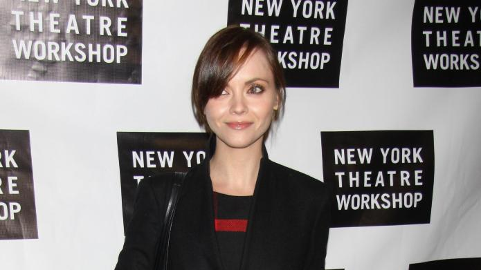 Christina Ricci and James Heerdegen welcome