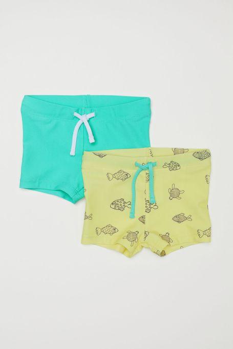 2-pack Swim Trunks