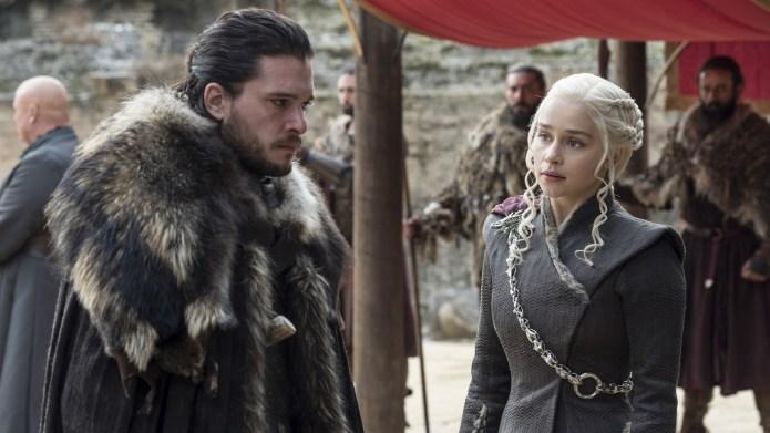 Jon Snow & Daenerys Fans Will