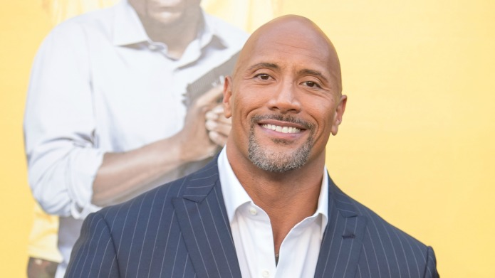 Dwayne Johnson is furious with his