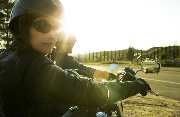 Tips for women motorcyclists