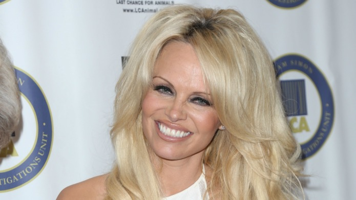 It's amazing how Baywatch-ready Pamela Anderson