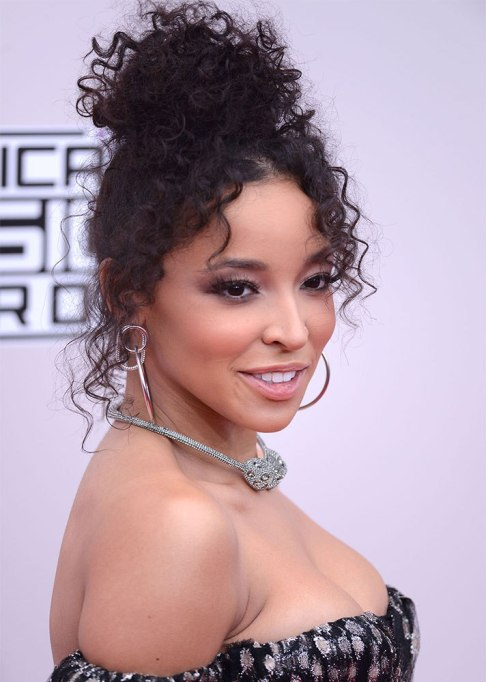 Best Natural Hair Red Carpet Moments of 2017 | Tinashe