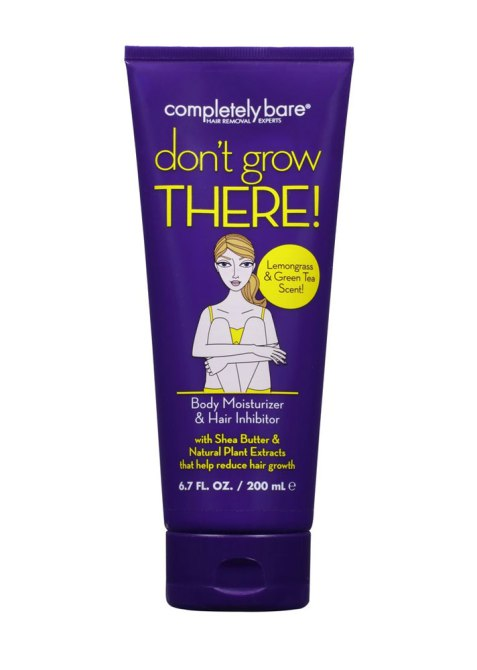 Completely Bare Don't Grow There! Body Moisturizer & Hair Inhibitor