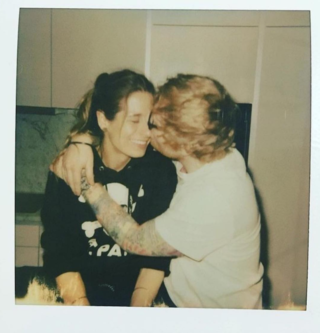 Celebrity Engagements 2018: Ed Sheeran and Cherry Seaborn