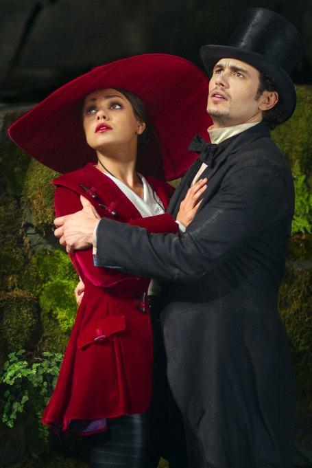 Mila Kunis in 'Return to Oz'