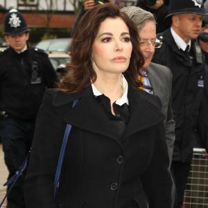 Nigella Lawson testifies that ex threatened