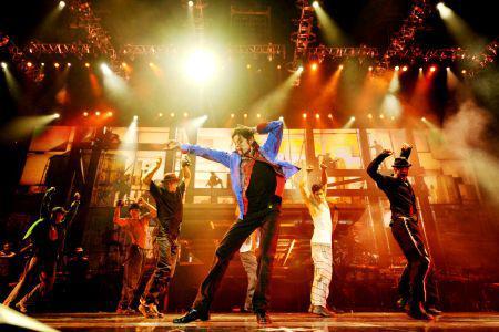 Michael Jackson This is It breaks
