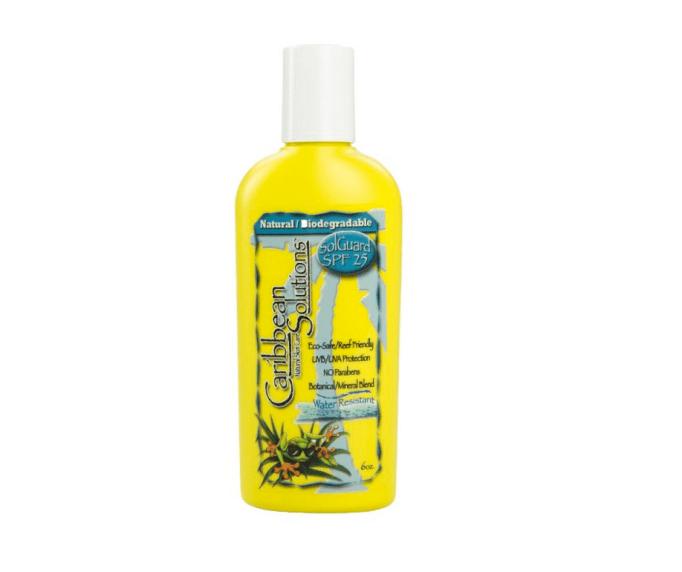 Carribean Solutions sunscreen