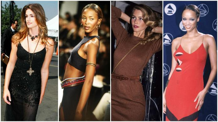 Dear '90s, we want our curvy
