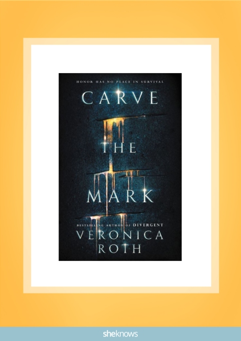 'Carve the Mark' book by Veronica Roth
