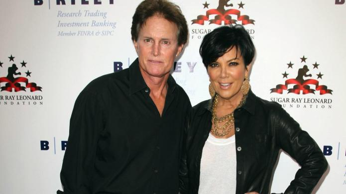 Kris Jenner is done with Bruce