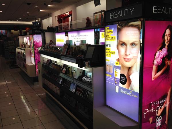 Kohls beauty counter