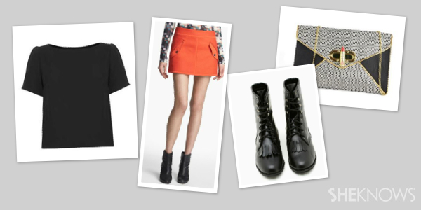 Koi inspired outfit | SheKnows.com