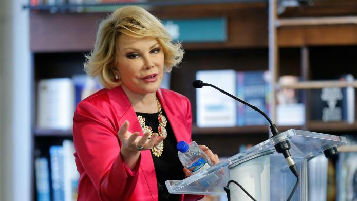 Joan Rivers was a feminist icon