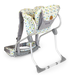 And Baby Makes Two: Kokopax Eco-Classic Carrier