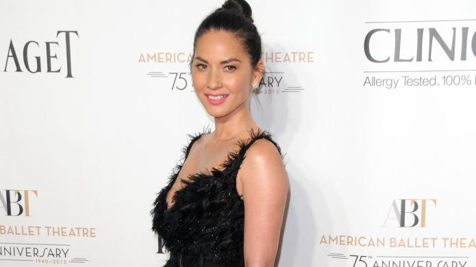 Olivia Munn's BF has given her
