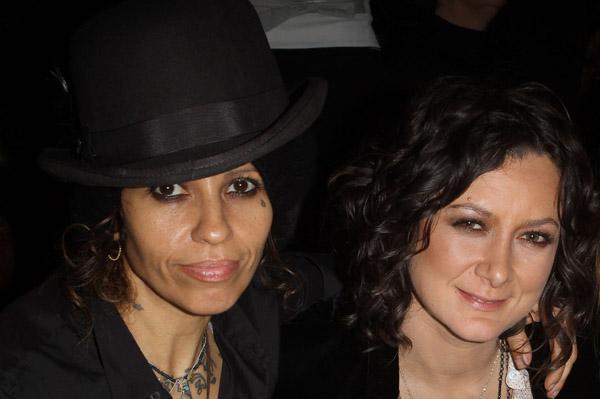 Are Sara Gilbert and Linda Perry