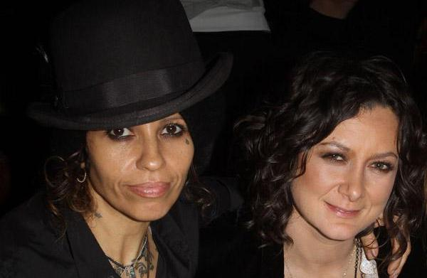 Are Sara Gilbert and Linda Perry