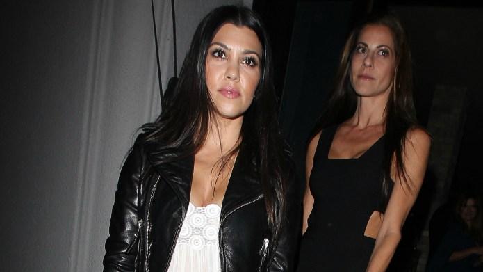 Kourtney Kardashian to kick Scott Disick