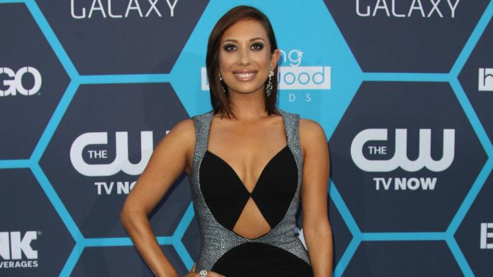 Cheryl Burke leaving Dancing with the