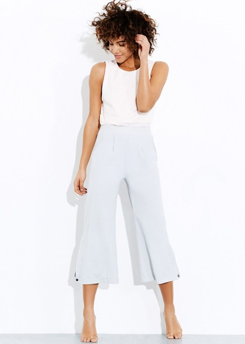 Wide Leg Pants Are Making a Comeback: | Summer Style 2017