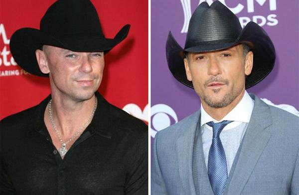 CMT Music Awards: Boys of country