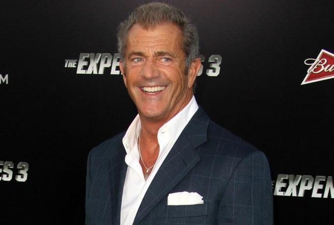 Mel Gibson Golden Globes