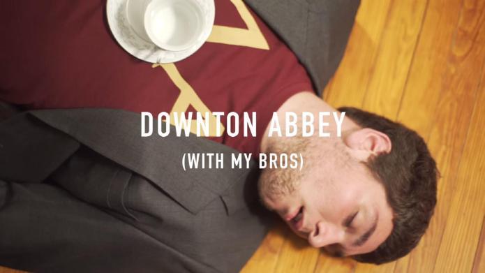 Finally, a Downton Abbey music video