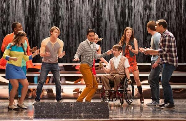 "Glee recap: ""Lights Out"
