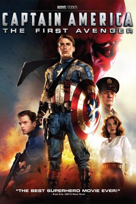 'Captain America: The First Avenger'