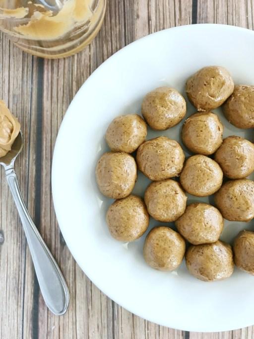 Best Snacks: Peanut butter energy bites