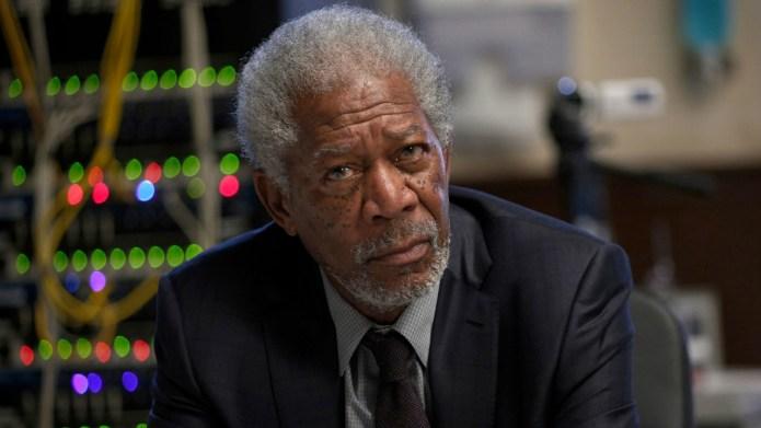 Morgan Freeman has a big problem