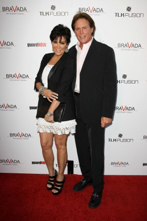 Kris Jenner and Bruce Jenner's marriage is on the rocks