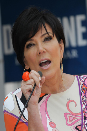 Kris Jenner denied an iPhone 5